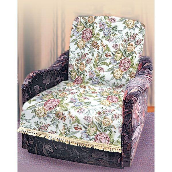 Накидки на кресло гобеленовые Богемия