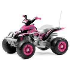 Детский электромобиль Corral T-Rex (розовый)