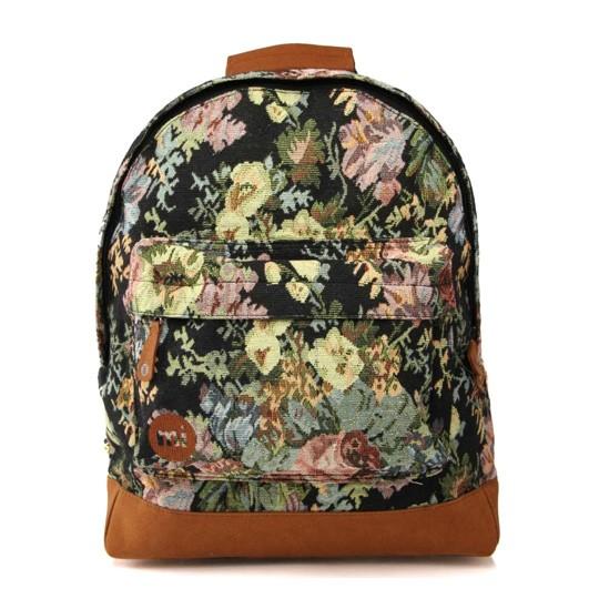 Рюкзак Premium Tapestry (цвет rose black)