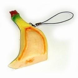Брелок Кусок банана