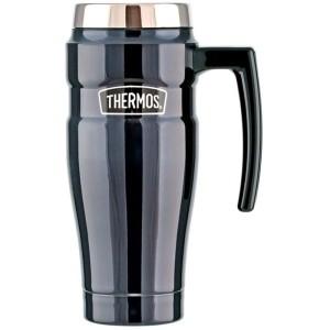 Синяя термокружка Travel Mug SK 1000