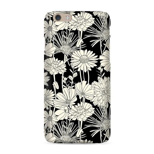 Чехол Flowers для телефона iPhone 6