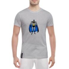 Мужская футболка Бетмен-герой