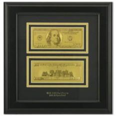 Картина с банкнотами (США)