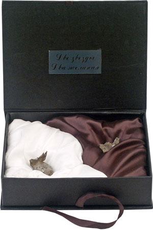Набор метеоритов Для двоих