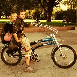 Велокруиз для двоих на растабайках