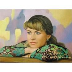 Подарочный сертификат Портрет с фотографии маслом