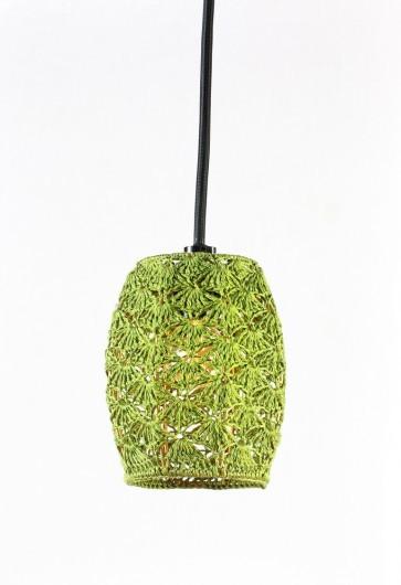 Подвесной светильник, зеленый