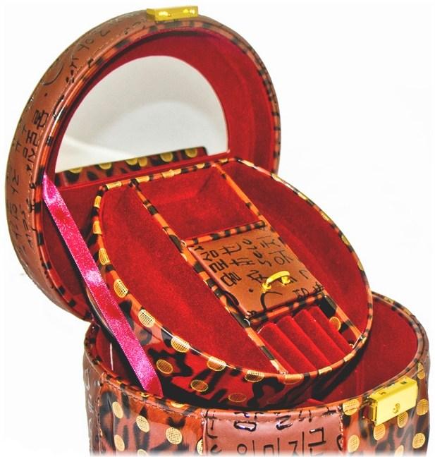 Шкатулка Сеона (20х18х12 см) для украшений