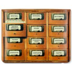 Кожаный чехол для iPad Архив