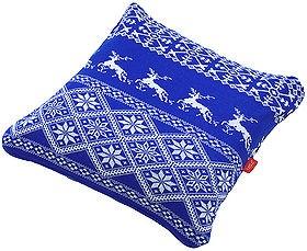 Подушка Сказка, синяя