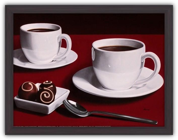 Картина (репродукция) Наша страсть к шоколаду