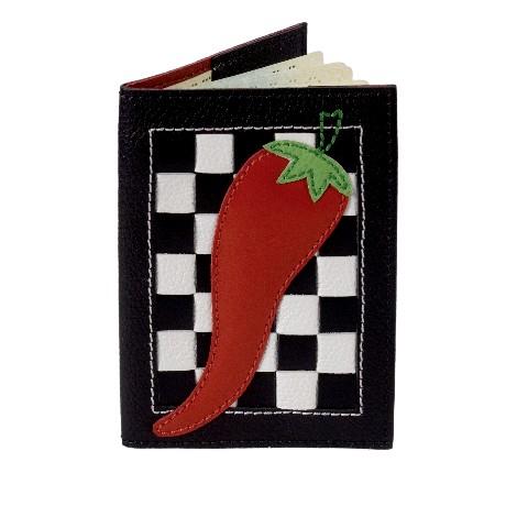 Обложка на паспорт Жгучий перец