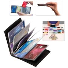 Защищенный кошелек-визитница Wonder Wallet
