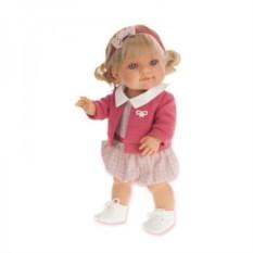 Кукла-малыш Фиделия Munecas Antonio Juan
