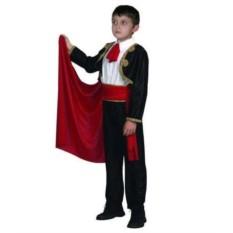 Детский карнавальный костюм тореадора