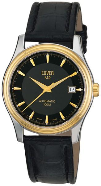 Наручные мужские часы Cover, модель M2.BI1LBK