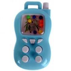 Погремушка-пищалка для малышей Телефон