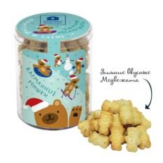 Детское печенье «Зимние медвежата»