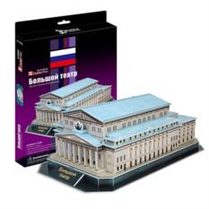 3D пазл Cubic Fun Большой Театр (Россия)