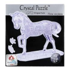 3D головоломка Crystal Puzzle «Лошадь»