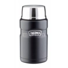 Черный термос SK3020 BK King