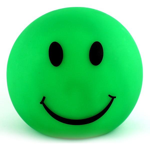 Светильник Смайл, зеленый