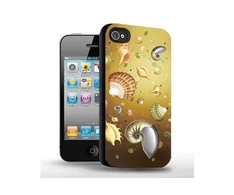 Панель для iPhone 4/4S «Ракушки»