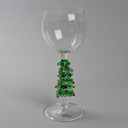 Бокал для вина «Новогодняя елка»