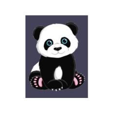 Картины по номерам «Панда»