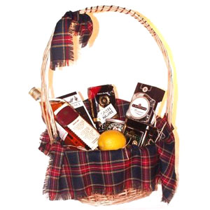 Шотландская корзина