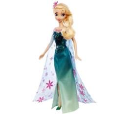 Кукла Эльза. Холодное Сердце. День рождения от Mattel
