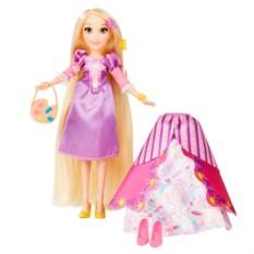 Кукла Принцесса в платье со сменными юбками Рапунцель