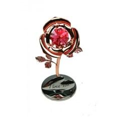 Декоративная фигурка Роза