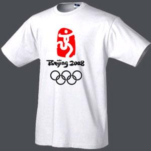 Футболка «Олимпиада в Пекине»