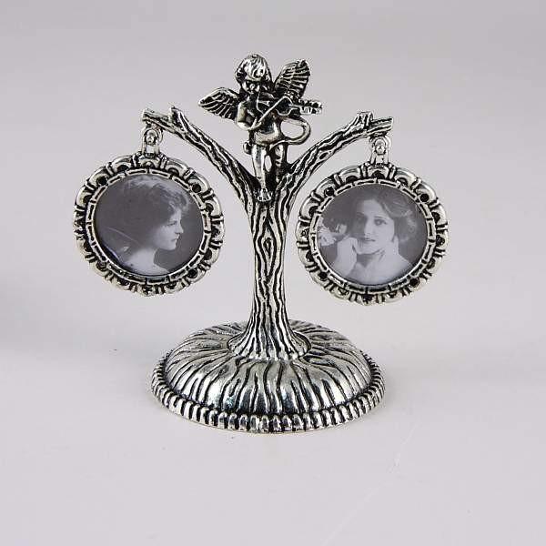 Фоторамка с ангелом Семейное дерево