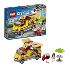 Конструктор Lego City Great Vehicles Фургон-пиццерия