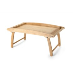 Сервировочный стол Continenta натурального цвета