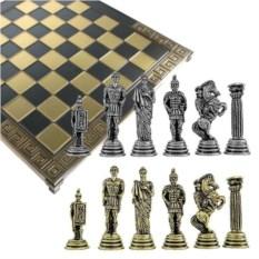 Шахматы из металла Античный Рим