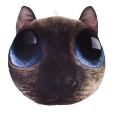 Мягконабивная игрушка Сиамский котик