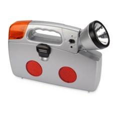 Набор инструментов автомобилиста с фонарем, 14 предметов