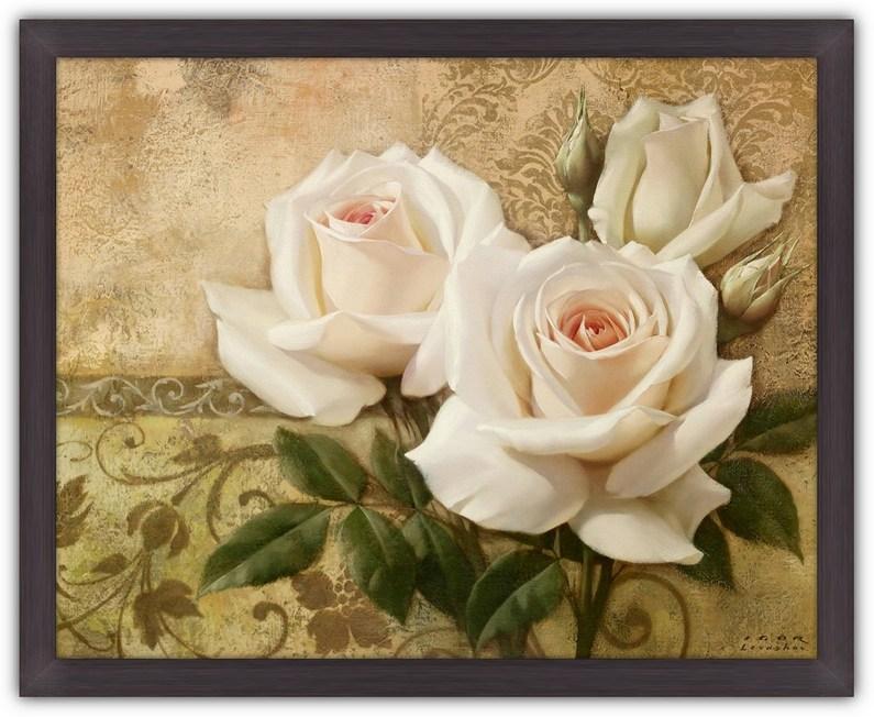 Репродукция Венецианские розы