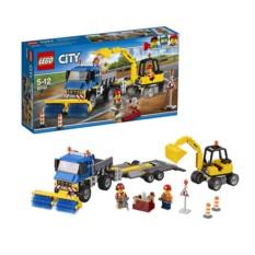 Конструктор Лего Город Уборочная техника