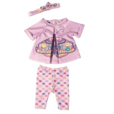 Одежда для куклы Zapf Creation Baby born Одежда для дома