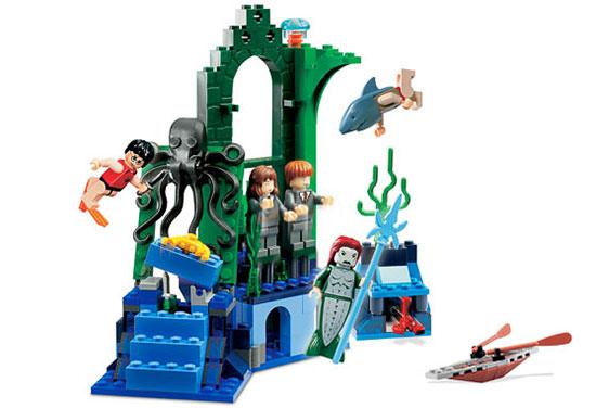 Игрушка LEGO: Спасение от русалов