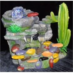 Фонтан Природа, шарик, кактус