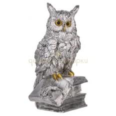 Скульптура Сова на книгах