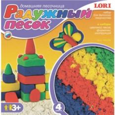 Набор для детского творчества Радужный песок