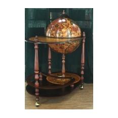 Глобус-бар со столиком Магеллан