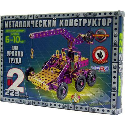 Конструктор металлический №2 «Русский стиль»